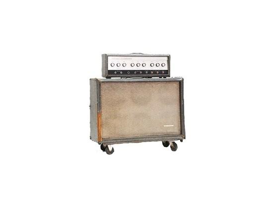 Sears Silvertone 6x10 100-Watt Combo Amp