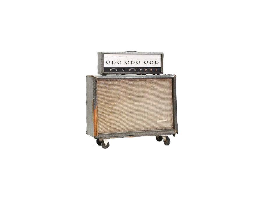 Sears silvertone 6x10 100 watt combo amp xl