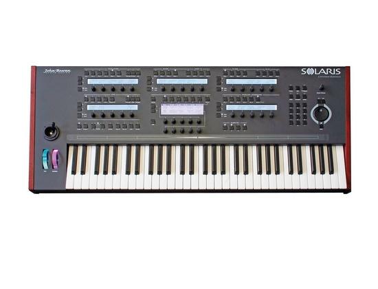 John Bowen Solaris Synthesizer