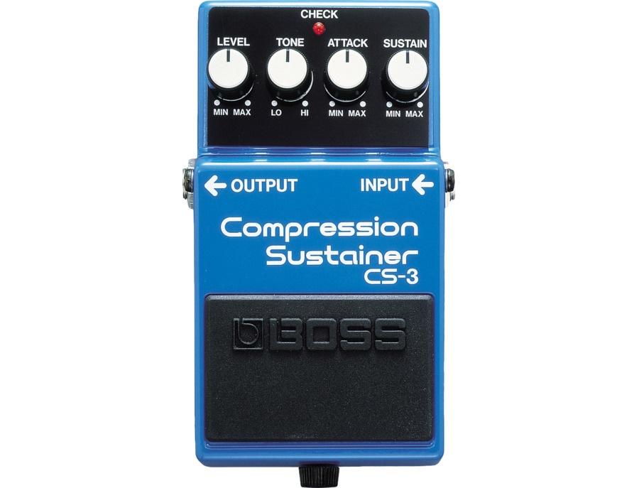 Boss cs 3 compression sustainer xl