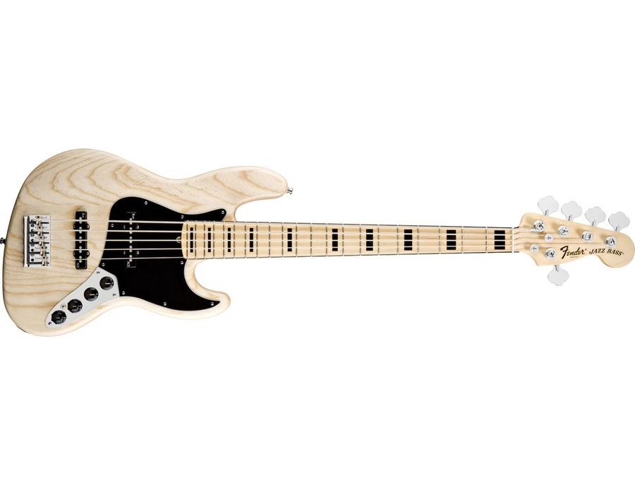 Fender American Deluxe Jazz Bass 5-string