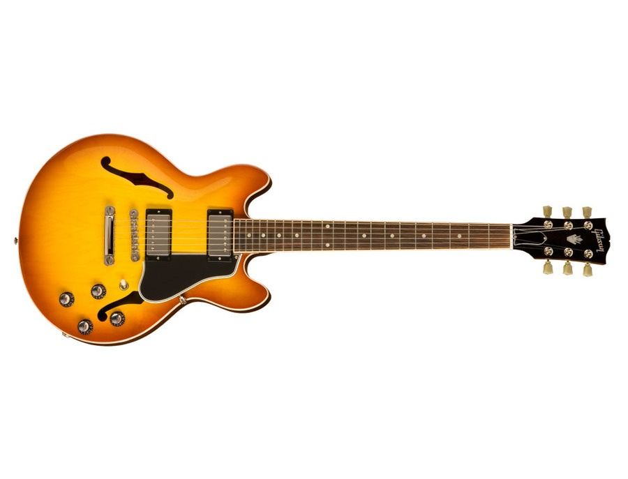 Gibson ES-339 Light Caramel Burst