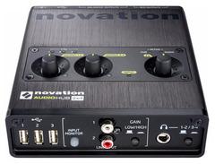 Novation audiohub 2x4 s