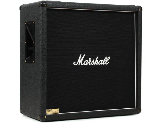 Marshall 4x12 Cab with V30 speakers