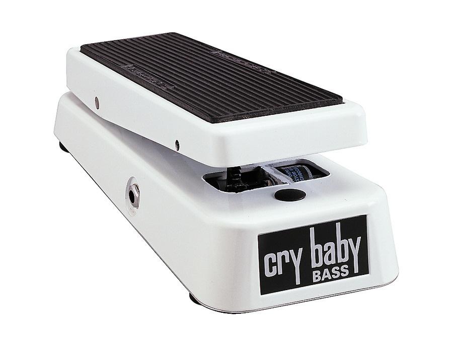 Dunlop cry baby 105q bass wah pedal xl