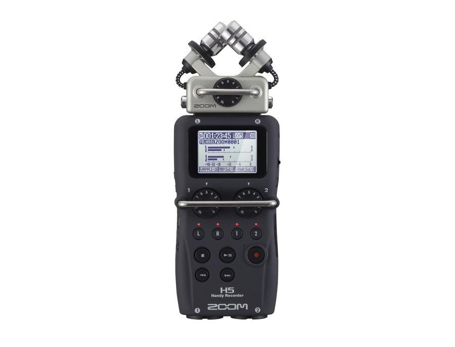 Zoom h5 handy recorder xl