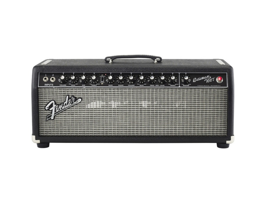 Fender Bassman 100T Amp