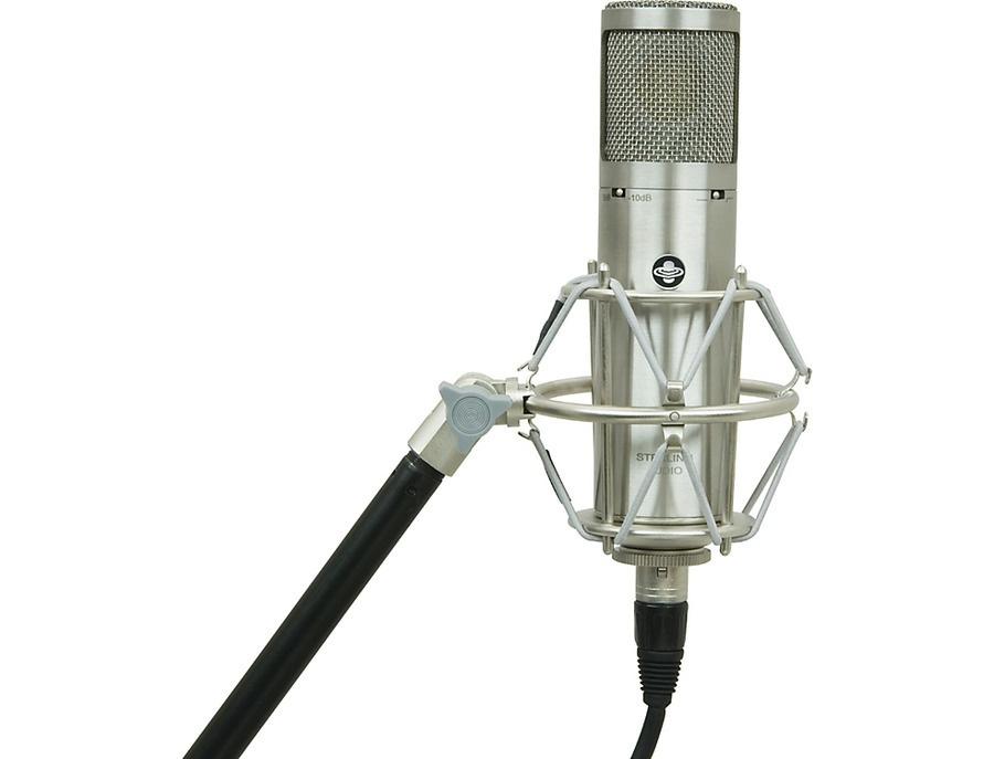 Sterling Audio ST69 Multi-pattern Tube Condenser Mic