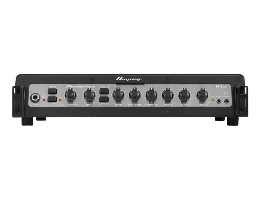Ampeg portaflex pf 500 bass head xl