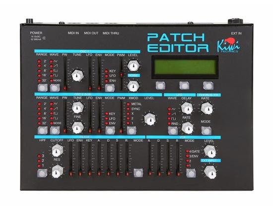 Kiwi Technics Patch Editor