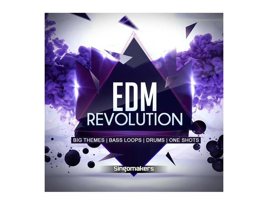 Loopmasters EDM Revolution