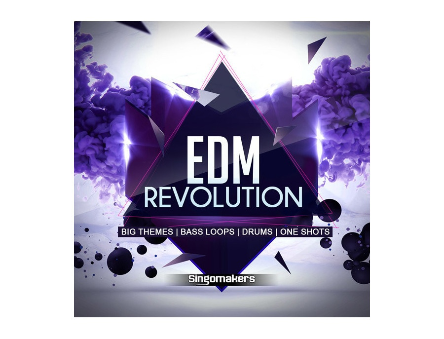 Loopmasters EDM Revolution