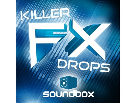 Loopmasters Killer FX Drops