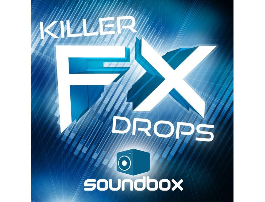 Loopmasters Killer FX Drops