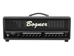 Bogner uberschall 120 watt tube guitar amp head s