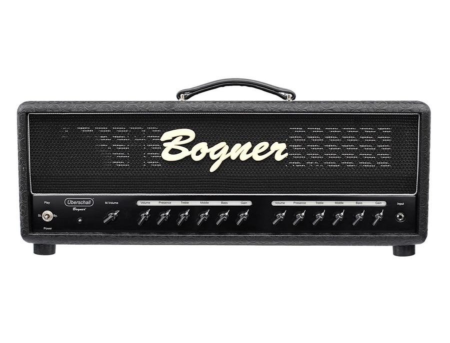 Bogner uberschall 120 watt tube guitar amp head xl