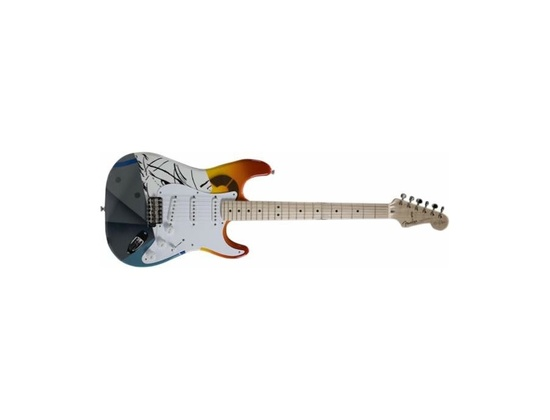 Fender Eric Clapton Crash 1 Stratocaster Electric Guitar