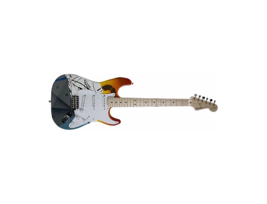 Fender eric clapton crash 1 stratocaster electric guitar xl