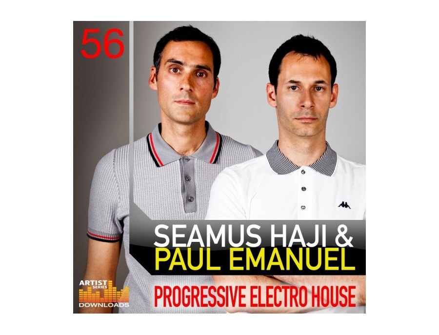 Loopmasters Seamus Haji and Paul Emanuel Progressive Electro House