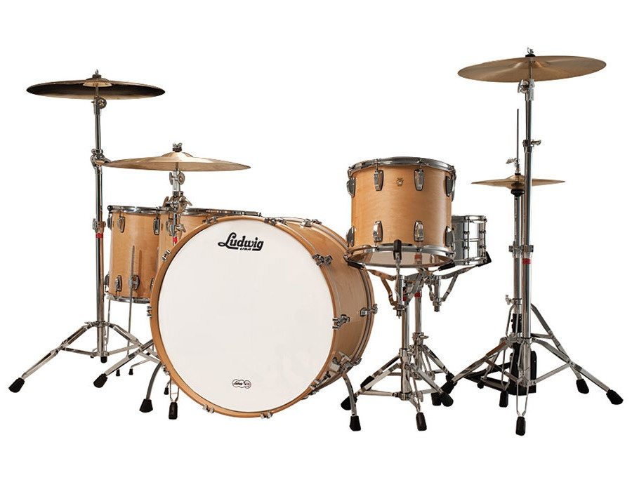 Ludwig classic maple drum kit xl