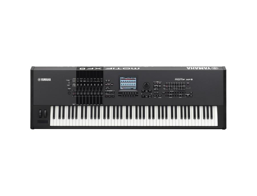 Yamaha motif xf8 xl