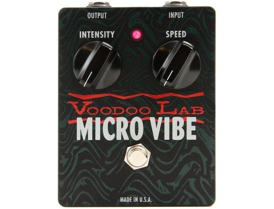 Voodoo Lab Micro Vibe Vintage Rotary Speaker Pedal