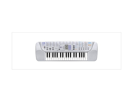 Casio SA-75 Music Keyboard