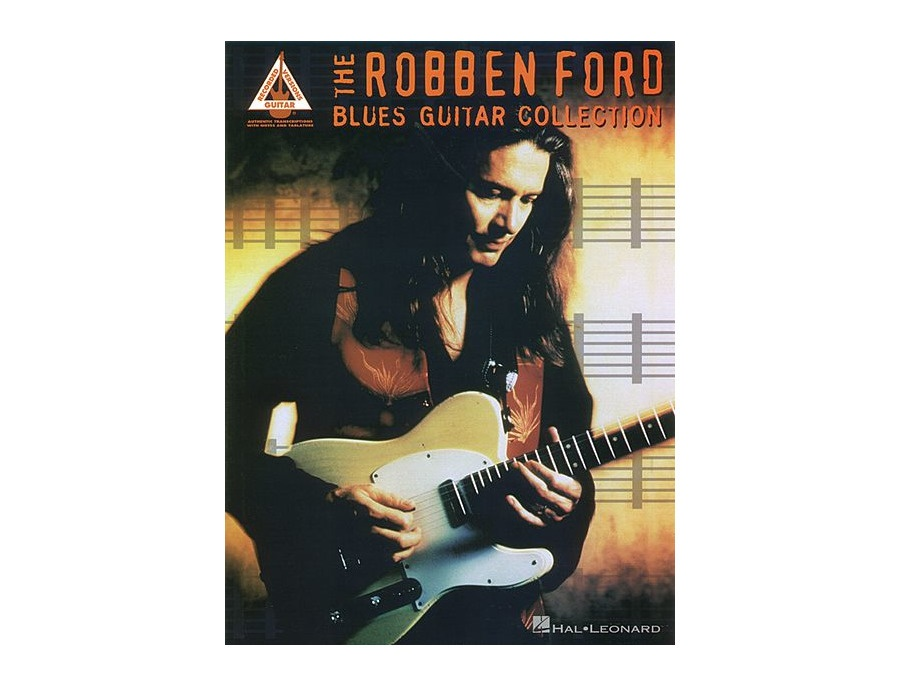 The Robben Ford Blues Guitar Collection