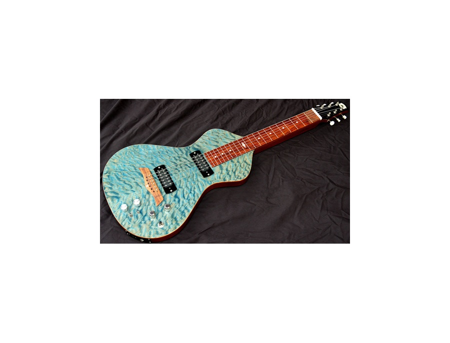 Asher Electro Hawaiian Model 1 Lap Steel Guitar