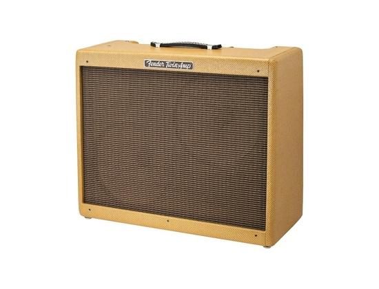Fender '57 Twin-Amp Combo Guitar Amplifier