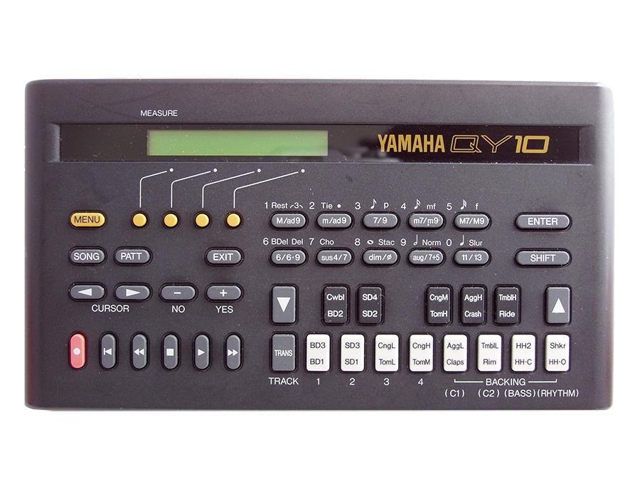 Yamaha QY10 Music Sequencer