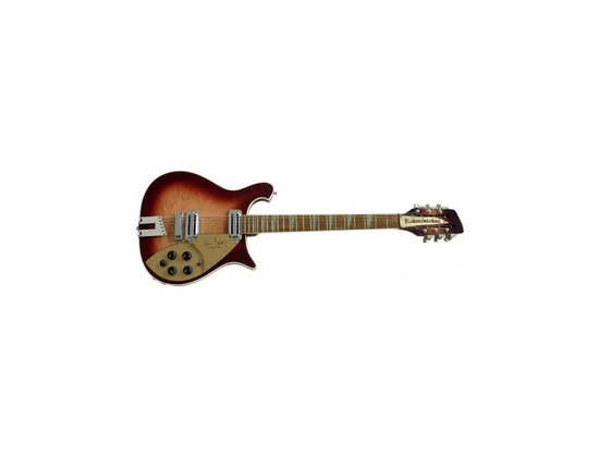 Rickenbacker Tom Petty Limited Edition Model 660/12TP Electric Guitar