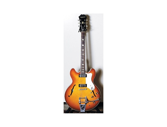 Vintage 1963 Epiphone Riviera Electric Guitar