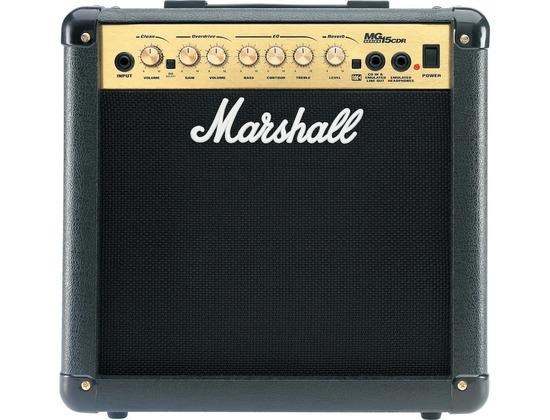 Marshall MG15CDR