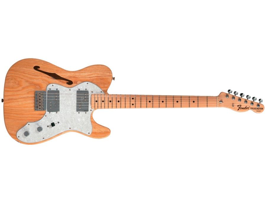 Fender classic series 72 telecaster thinline xl