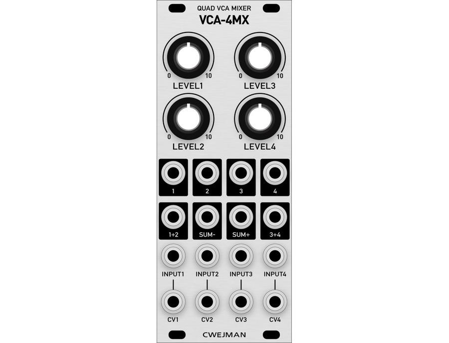 Cwejman VCA-4MX