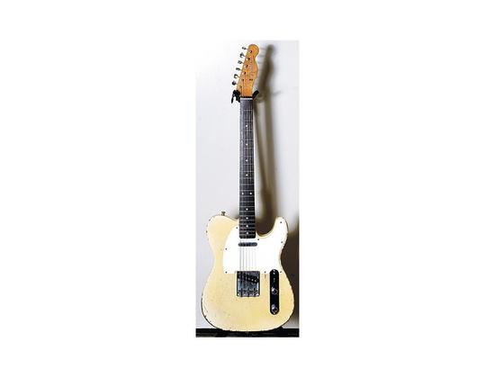 Vintage 1960 Fender Telecaster Electric Guitar