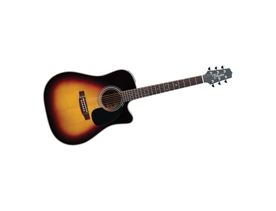 Takamine EF350SMCSB Guitar