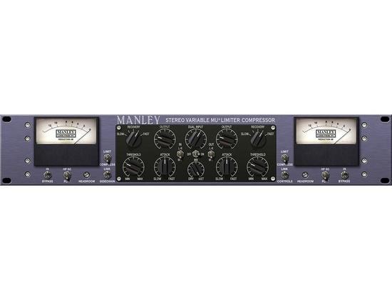 Universal Audio Manley Variable Mu® Limiter Compressor Plug-In