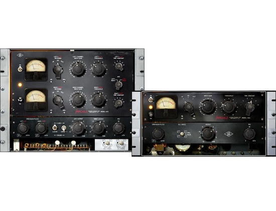 Universal Audio UAD Fairchild 670 Tube Limiter Plug-In Collection