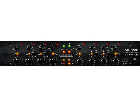 Universal Audio UAD Millennia NSEQ-2 EQ Plug-In