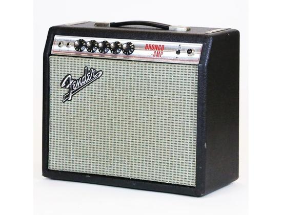 Fender Bronco Amp
