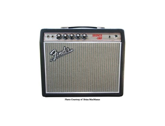 Fender Bronco Amp