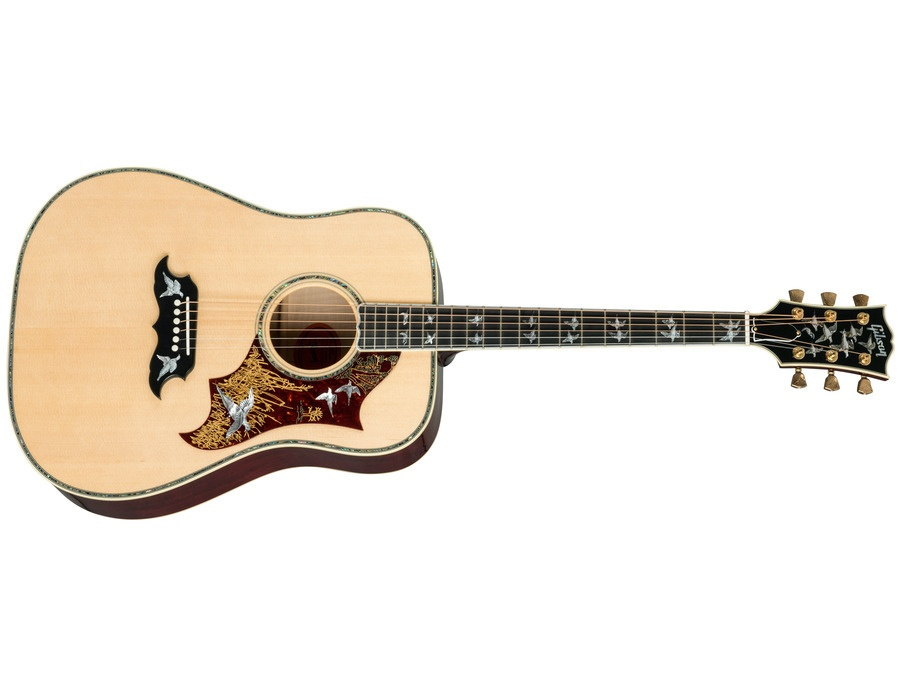 Gibson Doves in Flight