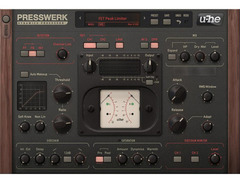 U he presswerk dynamics processor plugin s