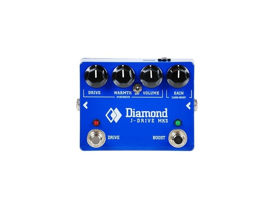 Diamond J-Drive MK3 Guitar Effects Pedal