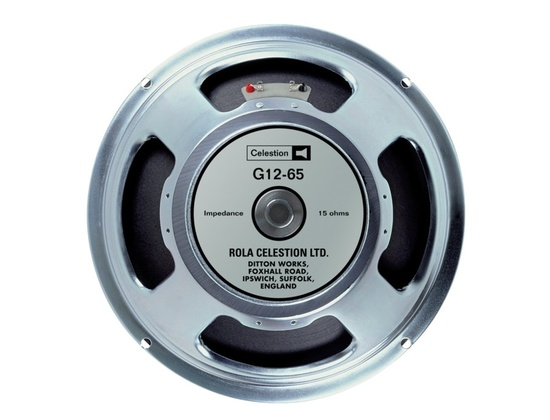 Celestion G1265 Vintage Guitar Speaker