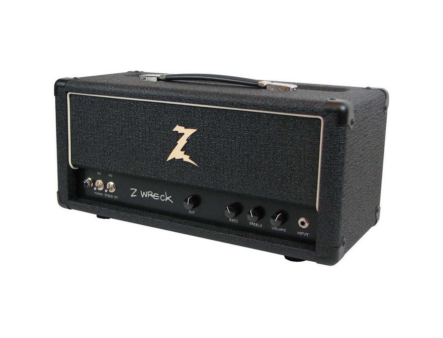 Dr. Z Amplification Z-Wreck Head