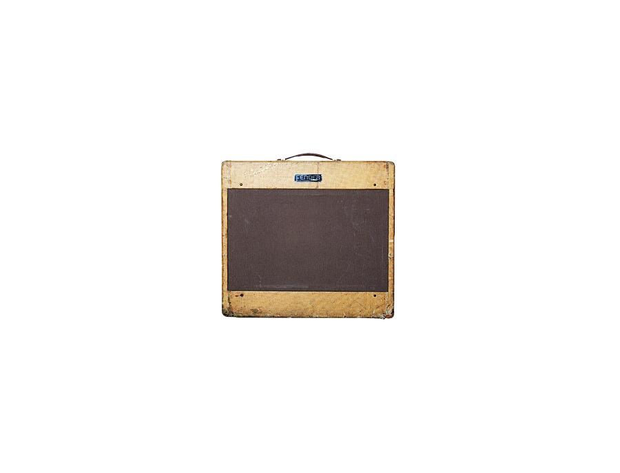 Vintage 1950s Fender Pro Combo Amp