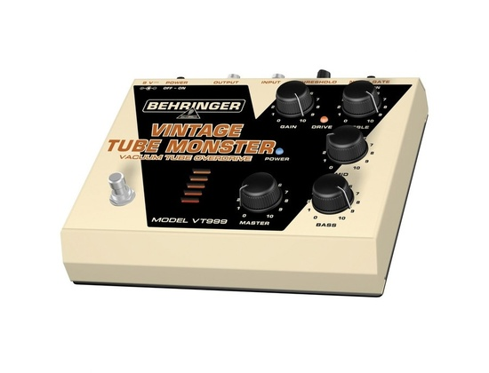 Behringer Vintage Tube Monster VT999 Modified
